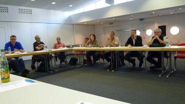 Konferenz der Landesfachgruppe Feuerwehr