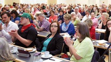 Streikdelegiertenversammlung