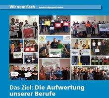 """Broschure """"Wir vom Fach"""" 2016"""