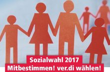 Flyer Sozialwahl 2017