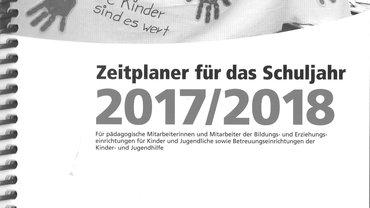 Zeitplaner 2017/2018