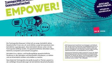Trainingsreihe Empower, Jugend