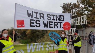 Bayerischer Streiktag
